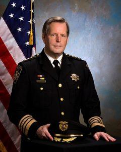 Onondaga County Sheriff Eugene Conway